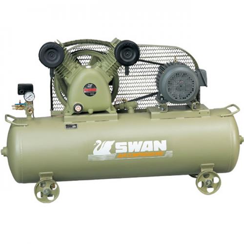 Swan Air Compressor 8 Bar, 5HP, 620rpm, 545L/min, 168kg SVP-205