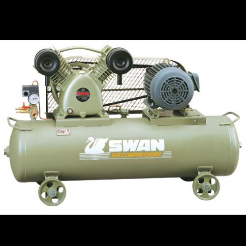 Swan Air Compressor 8 Bar, 3HP, 650rpm, 355L/min, 110kg SVP-203