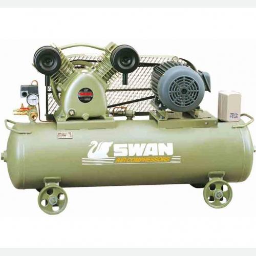 Swan Air Compressor 8 Bar, 5HP, 620rpm, 545L/min, 168kg SVU-205