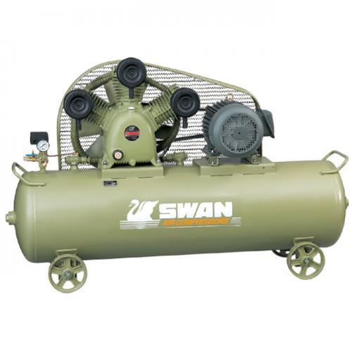 Swan Air Compressor 8Bar, 10HP, 850rpm, 1151L/min, 250kg SWP-310