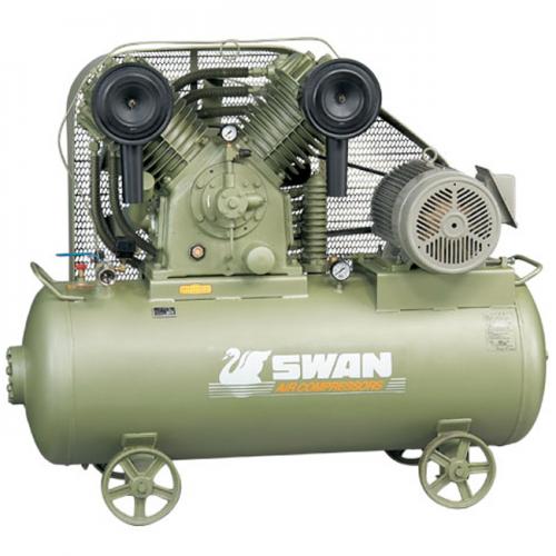 Swan Air Compressor 7Bar, 20HP, 710rpm, 2000L/min, 560kg SVP-220