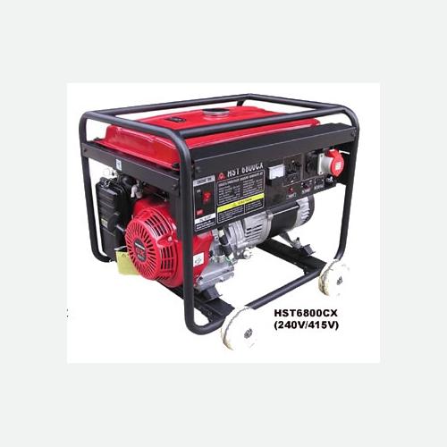 GASOLINE GENERATOR SET HST6800CX