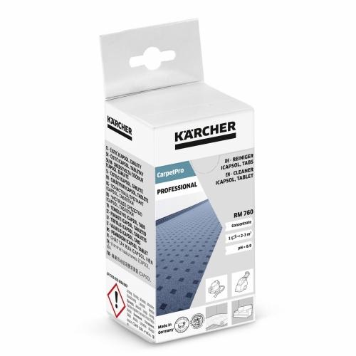 CarpetPro Cleaner iCapsol RM 760 Tablet, 16Tablets