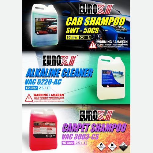 EURO X APE CHEMICAL CLEANER SHAMPOO (L)