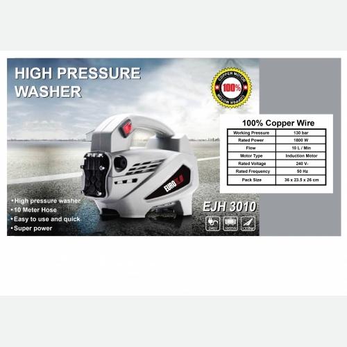 EURO X EJH  3010 High Pressure Washer