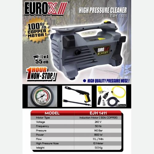 EURO X EJH 1411 (FINAL) High Pressure Cleaner