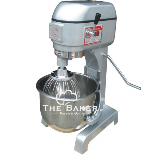 The Baker Flour Mixer 1/2HP, 6speeds, 90kg LSM20