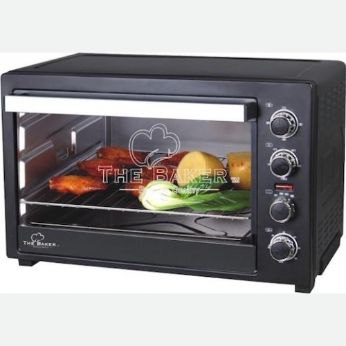 The Baker Electric Oven 2000W, 50L, 11kg ESM-50L