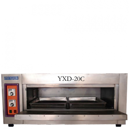 Baker Electric Oven 6.5kW, 1Layer, 2tray, 108kg YXD-20C